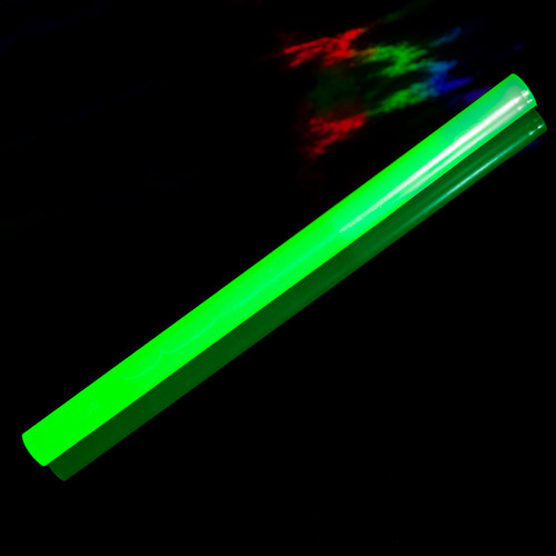 "10"" Green Concert Glow Sticks (25 Pack)"