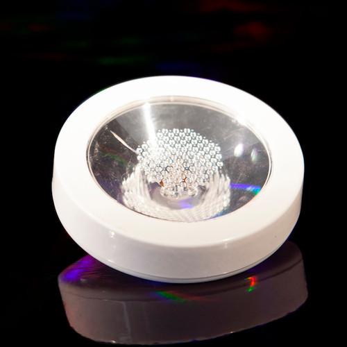 Led Coaster w/White LED 7 Mode