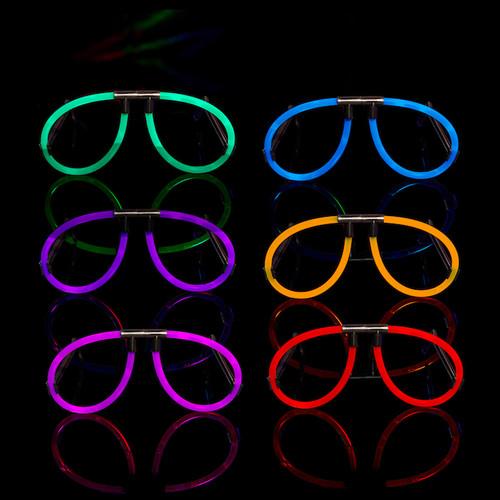 Glow Eyeglasses 50pk Assorted