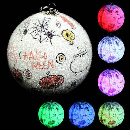 LED Halloween Ornament