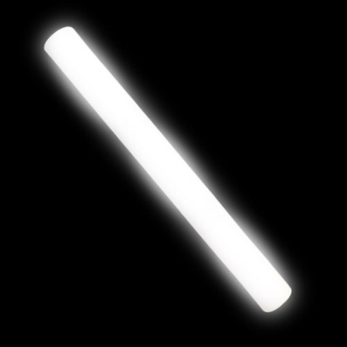 "16"" White LED Foam Stick"