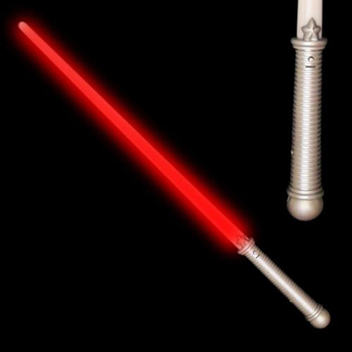 LED Light Saber Sword (Red)