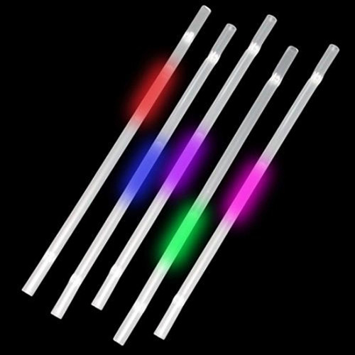Assorted Glow Straws (25 Per Pack!)