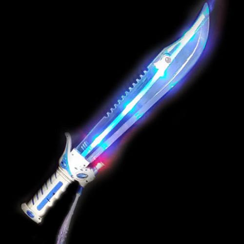 Light-up Shark Sword w/ Sound