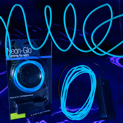 EL Wire String Light (Blue)