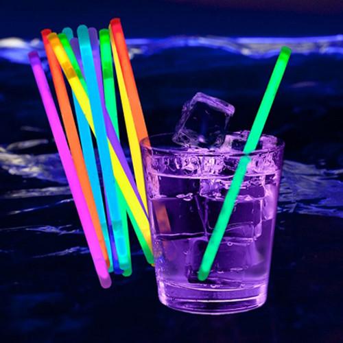 "5"" Assorted Glow Stir Sticks (100 Pack)"