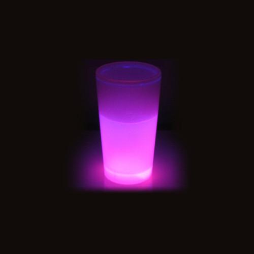 Atomic Glow Tumblers Pink