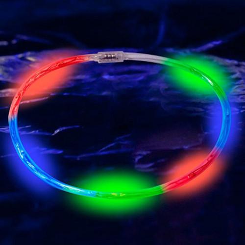 LED Chaser Necklaces (6-Light)
