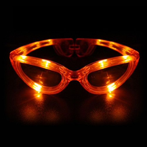 Premium LED Sunglasses (Orange)