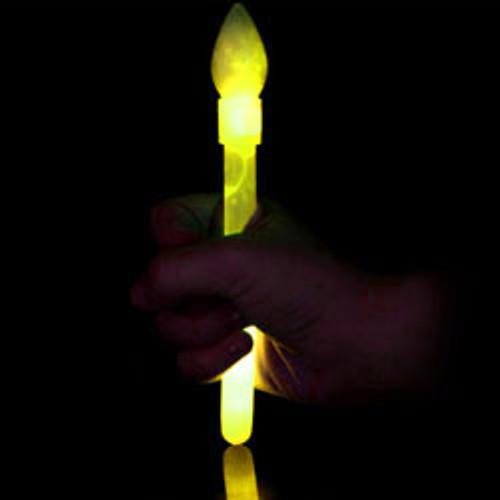 Glow Candle - Yellow