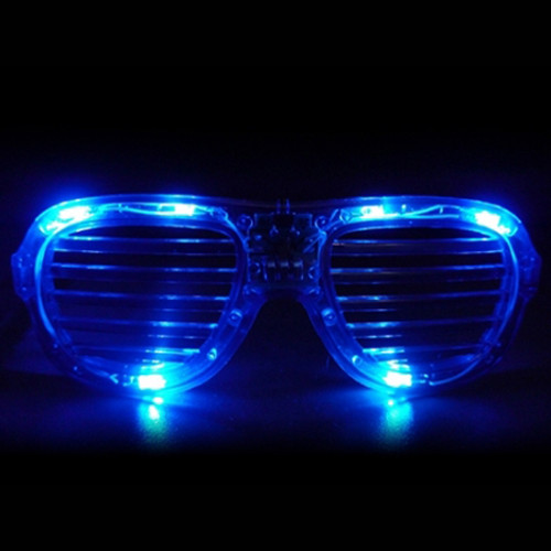 21cf6fbdfb Blue LED Shutter Glasses