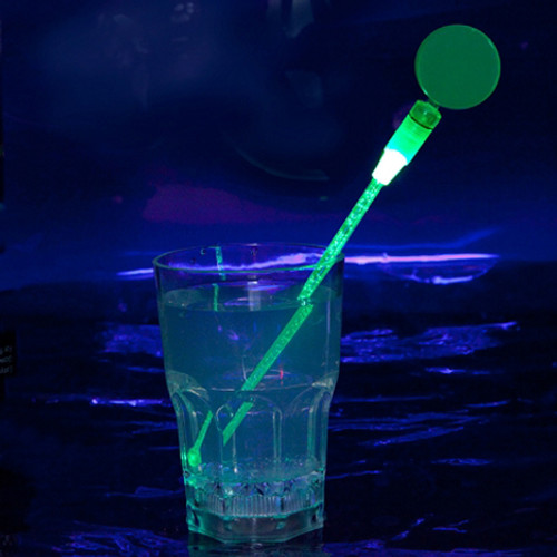 "9"" Green LED Stir Sticks"
