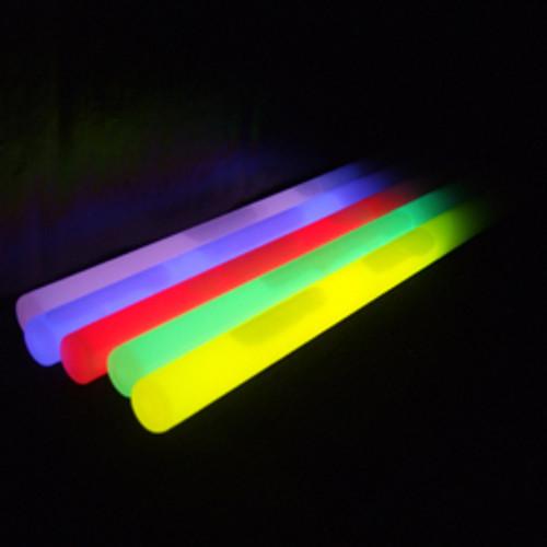 "10"" Concert Glow Sticks Assorted (25 Pk)"