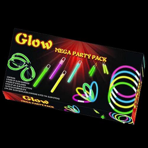 Glow Mega Party Kit 1