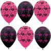 Hen's Night, Girl's Night, Bachelorette printed helium quality balloon decorations