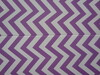 Wedding Chevron Mini Popcorn Reception Favour Boxes Purple