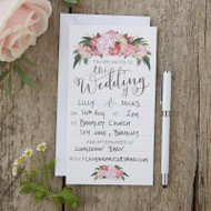 Planning A Wedding? Use These Tips To Write Your Invitations