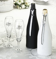 Wine Bottle Decor For Your Wedding Table