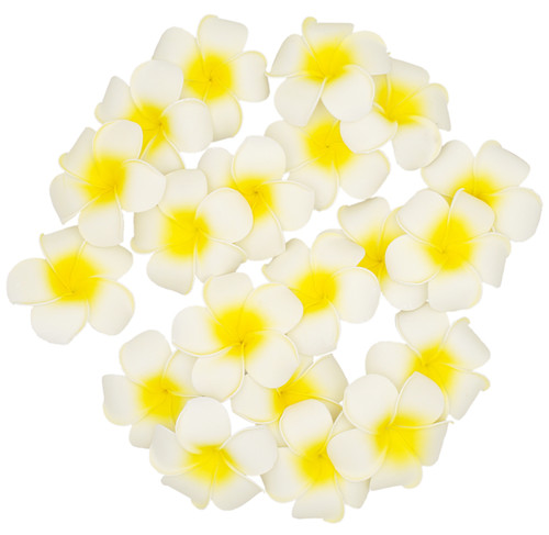 Wedding Frangipani Flowers Decorations