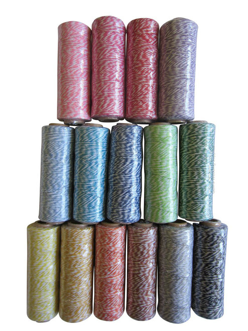 Wedding Baker's Twine Natural Cotton Craft String Stationery Supplies