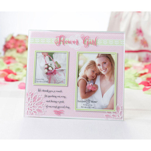 Wedding Flower Girl Photo Frame Favour Gift