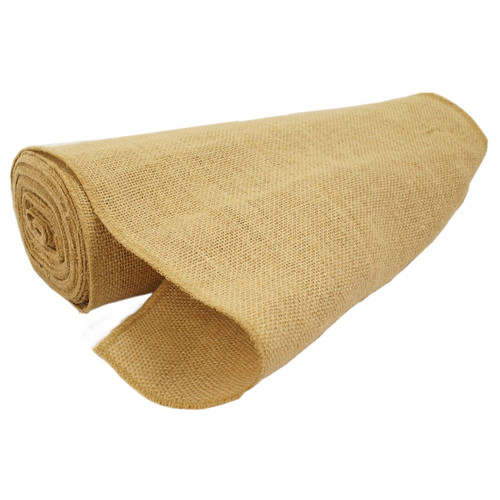 Wedding Rustic Hessian Roll Burlap Material Reception Table Decorations