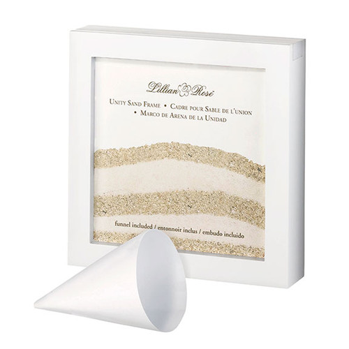 Sand Unity Ceremony Shadow Box Frame