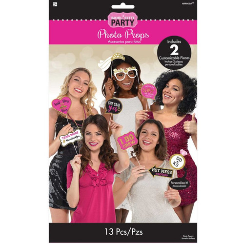 Hens Night Photo Booth Props