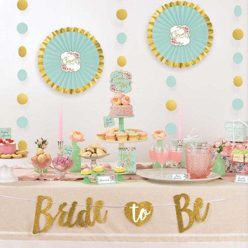 Bride To Be Decorating Kit for Lolly Buffet