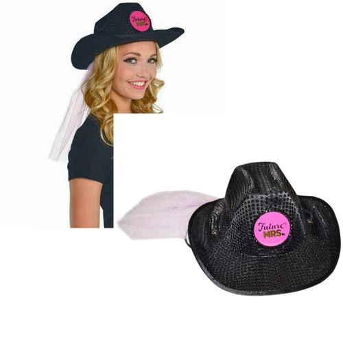 Future Mrs Cowboy Hat