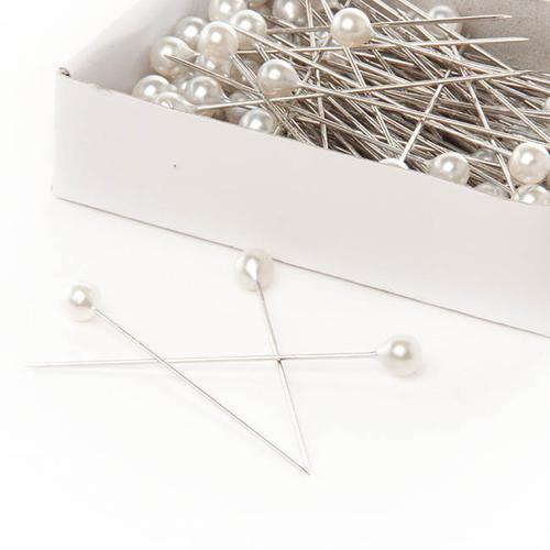 Round Pearl Florist Pins