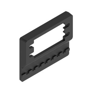 15mm Plastic Servo Bracket - 2Pack