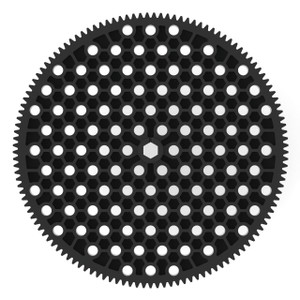 125 Tooth Plastic Gear - 2Pack