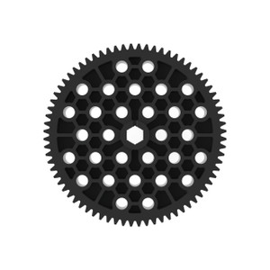 72 Tooth Plastic Gear - 4Pack