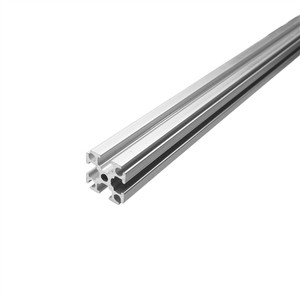 15mm Extrusion - 420mm - 90° Ends - 4 Pack