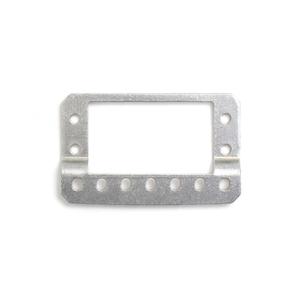 15mm Metal Offset Servo Bracket V2 - 4 Pack