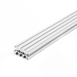 15mm x 30mm Extrusion - 420mm - 90° Ends - 4 Pack