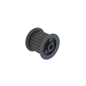 24 Tooth GT2 3mm Pitch Pulley & Insert Set - 2 Pack