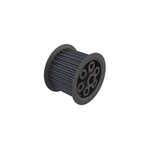 30 Tooth GT2 3mm Pitch Pulley & Insert Set - 2 Pack