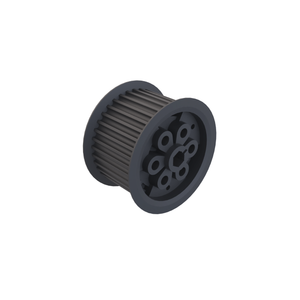 36 Tooth GT2 3mm Pitch Pulley & Insert Set - 2 Pack