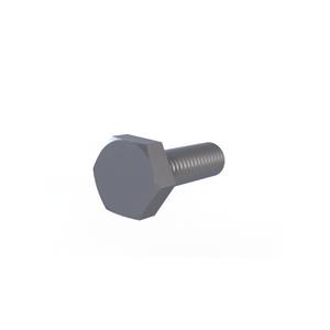 M3 x 10mm Hex Cap Screws - 100Pack
