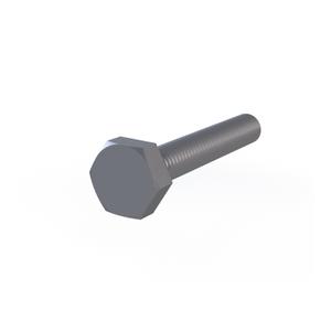 M3 x 20mm Hex Cap Screws - 100Pack