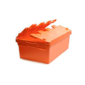 Storage Tote - Orange