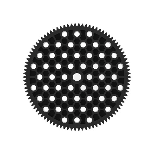 90 Tooth Plastic Gear - 2Pack