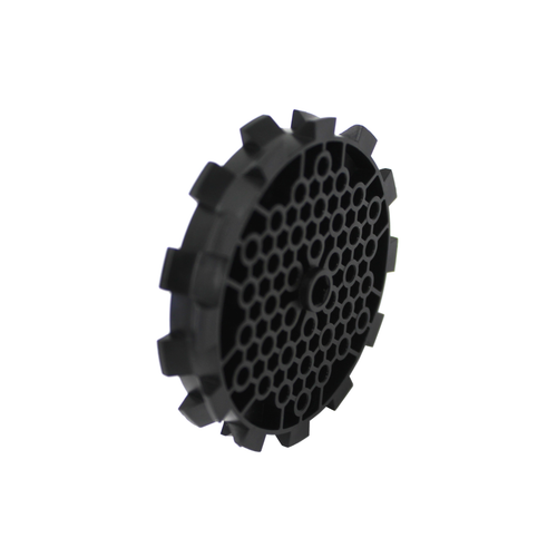 60mm Pulley - 4 Pack