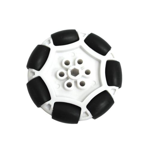 60mm Omni Wheel - 2 Pack
