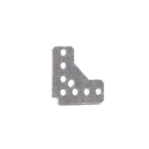 15mm Metal 90 Degree Bracket V2 - 8 Pack