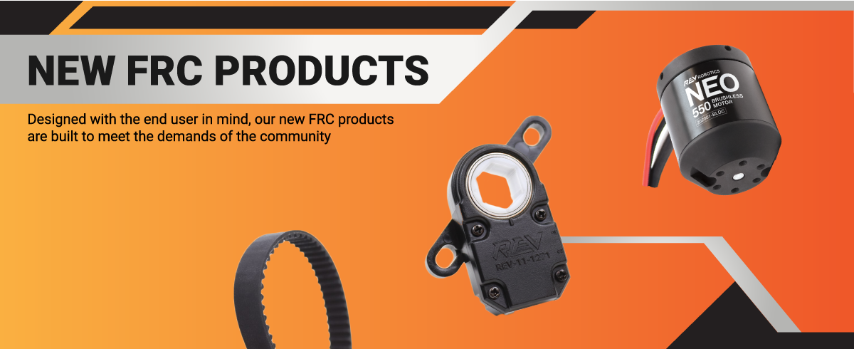 New FRC Products