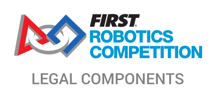 FIRST Robotics Competition Legal Components