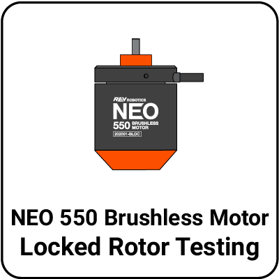 NEO 550 Brushless Motor